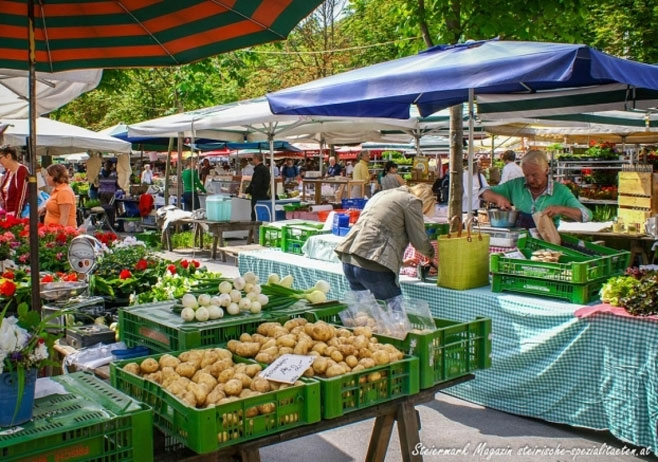 Bauernmarkt Lendplatz
