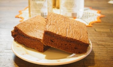 Scherbauer - Buchweizenschokokuchen