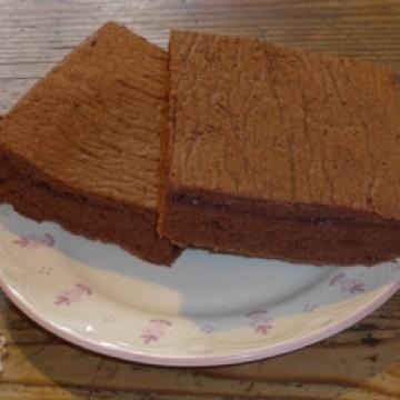 Buchweizenschokokuchen