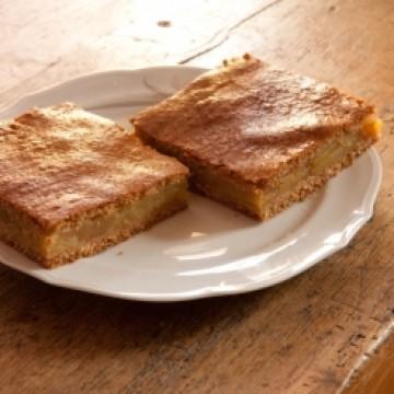 Dinkelapfelkuchen
