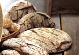 Vollwertbrot in Laibform (1/2 Laib)